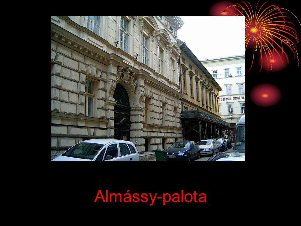 Almássy-palota