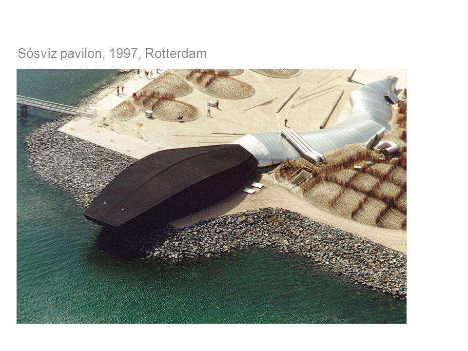 Sósvíz pavilon, 1997, Rotterdam