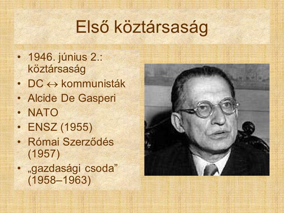 Első köztársaság 1946.