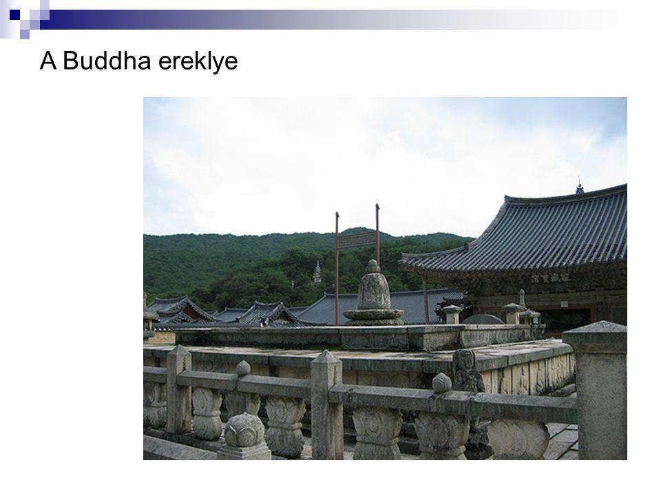 A Buddha ereklye
