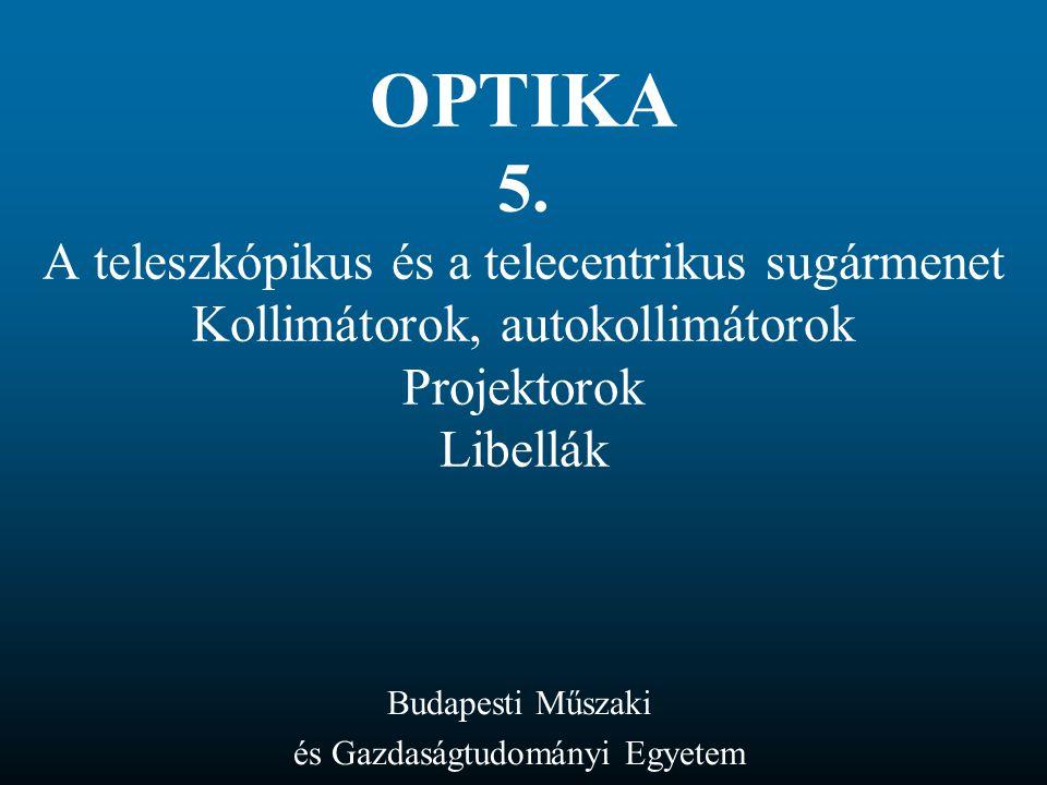 OPTIKA 5.