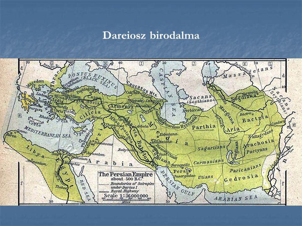Dareiosz birodalma