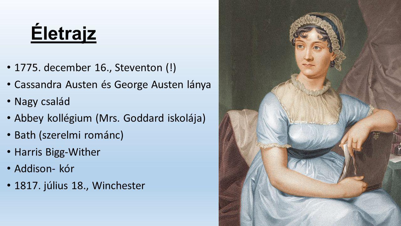 Jane Austen- Büszkeség és balítélet