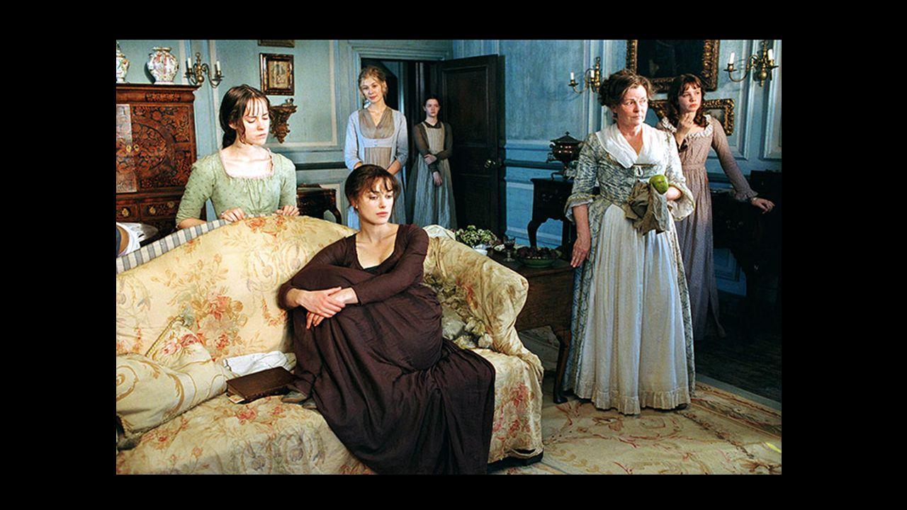 Szerepl ő k Mr. Bennet és Mrs. BennetMr. Collins Jane LizzyMary LydiaKitty Charlotte LucasMr.
