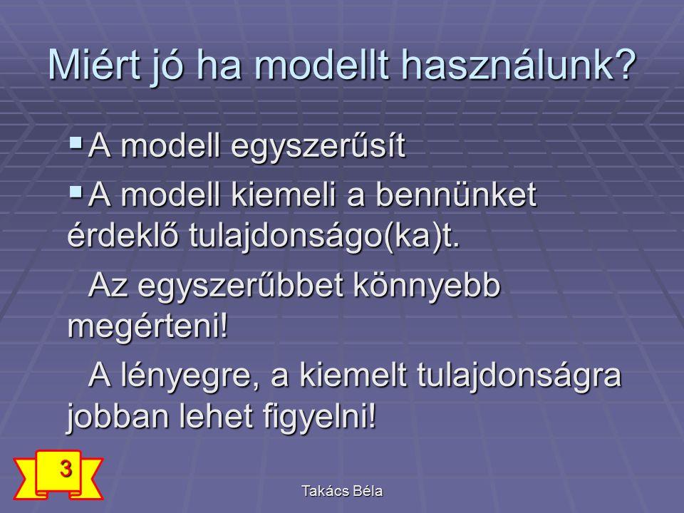 Konkrét modellek (1.)  Matematikai modell: s = vt ha v=60 km/h, egy óra múlva kb.