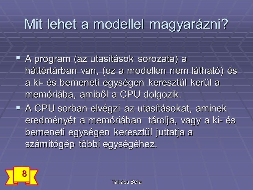 Egy másik ismert modell A kommunikáció modellje Kódoló ADÓVEVŐ Dekó- doló Csatorna Hírforrás Címzett Zaj A Shannon-féle kommunikációs modellen is megfigyelhető a lényegkiemelés és az egyszerűsítés.