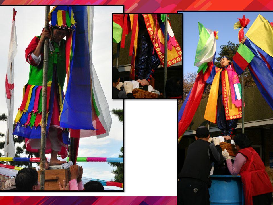 Október 9. Kangvondo – 8. Dzsakdu gori fesztivál