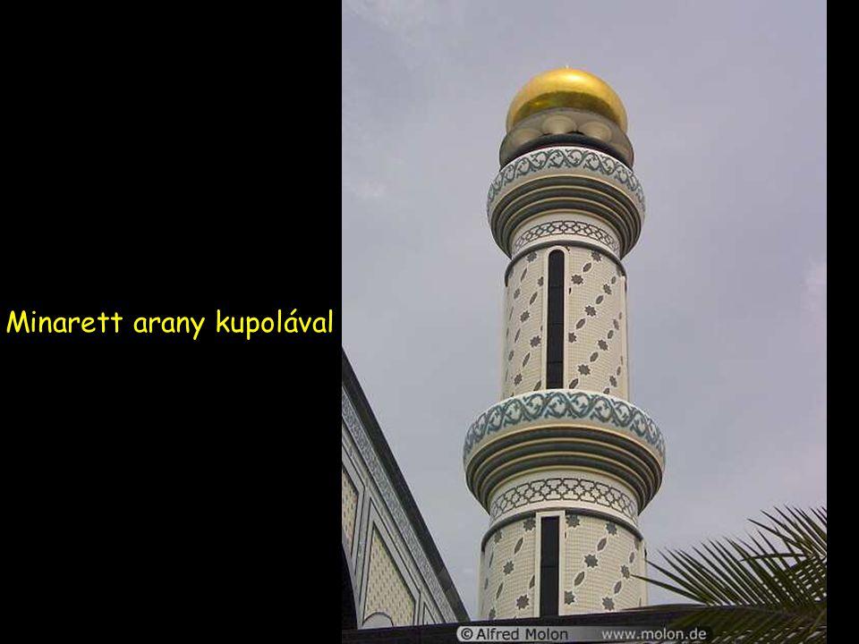 Márványablak Islám stílusban