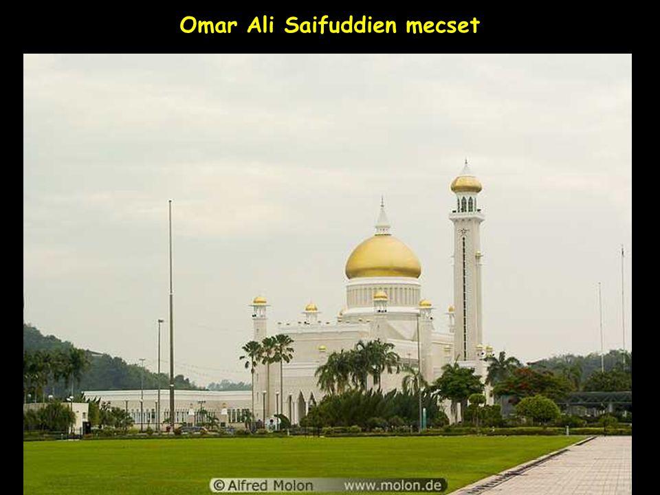 Omar Ali Saifuddien mecset