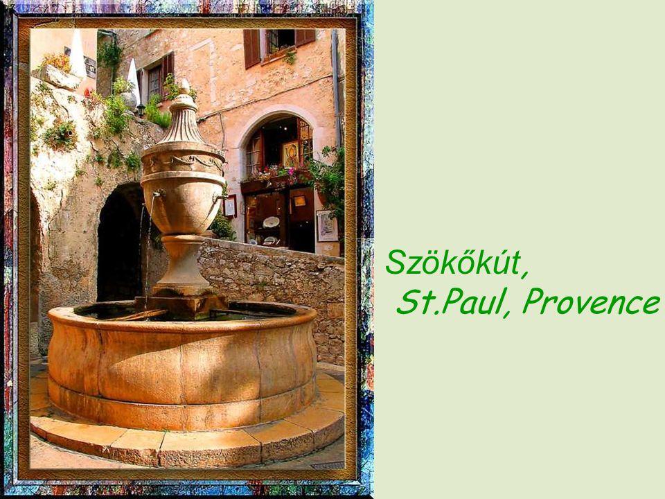 Temető- St.Paul