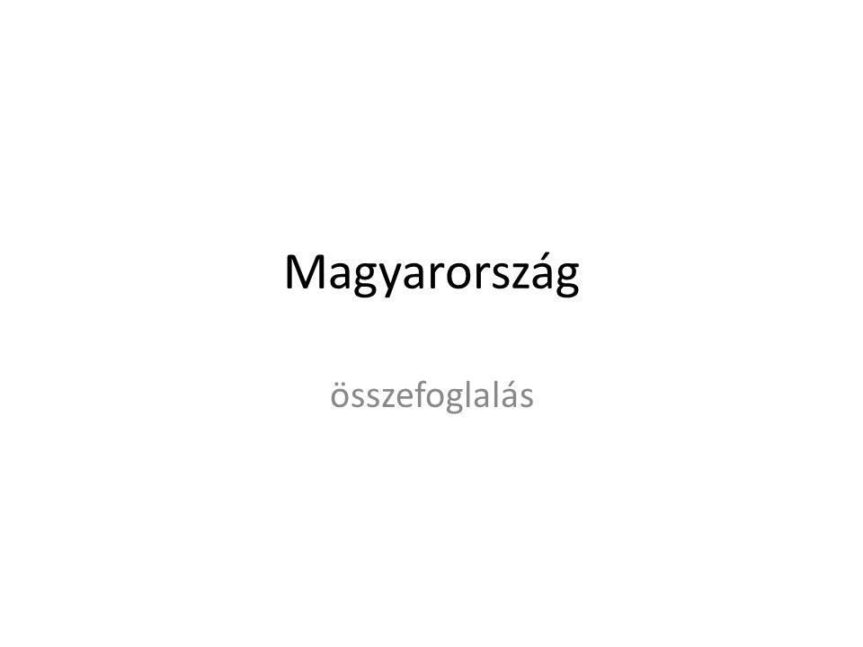 Magyarország összefoglalás