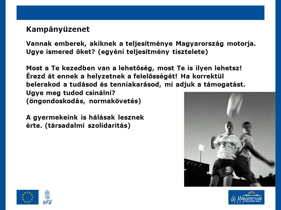 Vannak emberek, akiknek a teljesítménye Magyarország motorja.