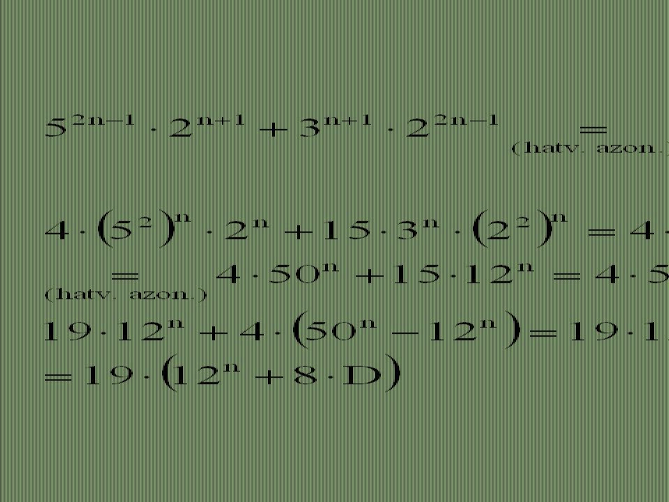 Mely egészekre lesz a alábbi tört egész? Így az n lehetséges értékei n = -2; -4; 10; -16