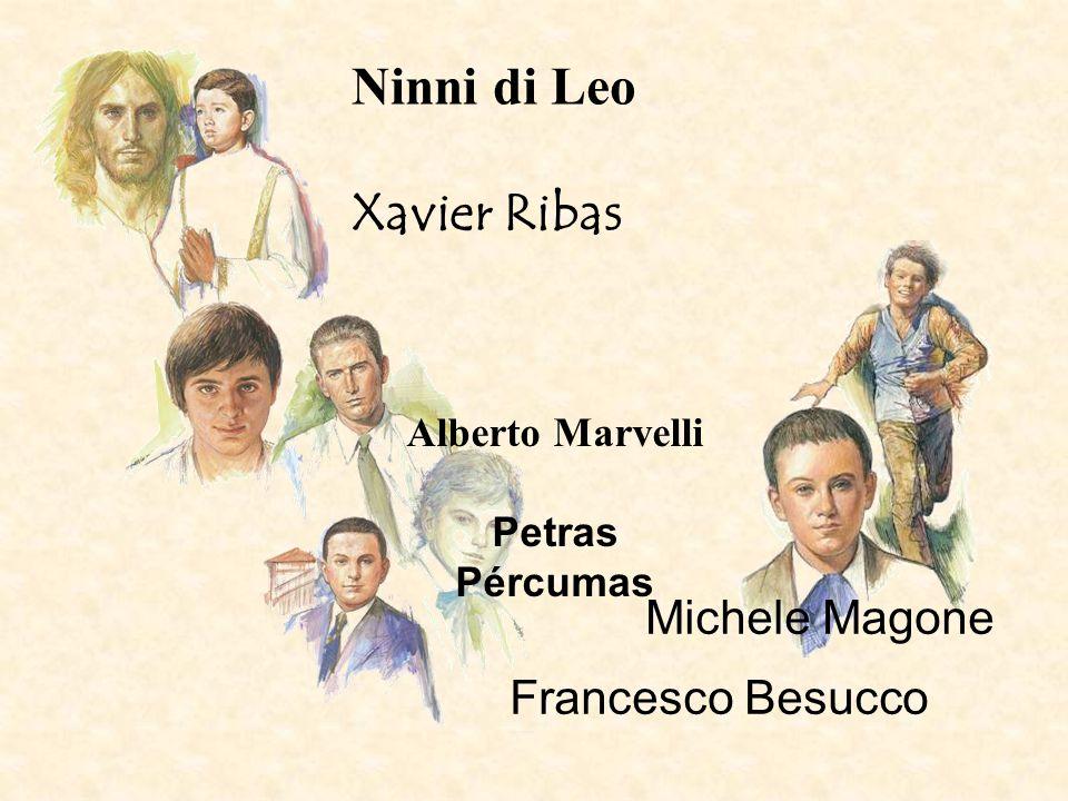 Ninni di Leo Xavier Ribas Michele Magone Francesco Besucco Alberto Marvelli Petras Pércumas
