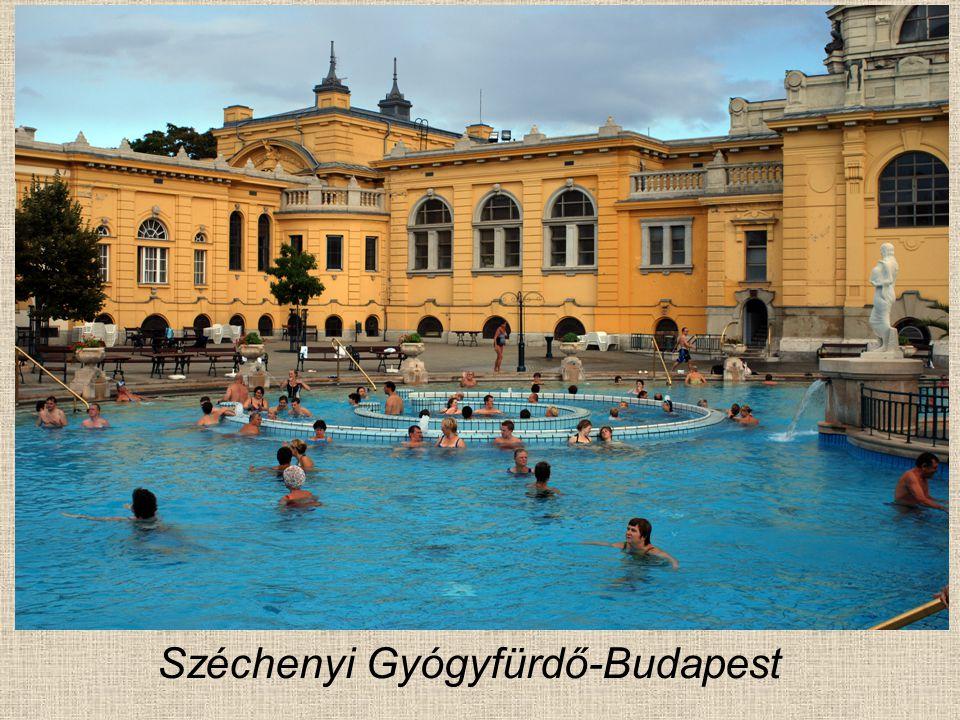 Széchenyi Gyógyfürdő-Budapest