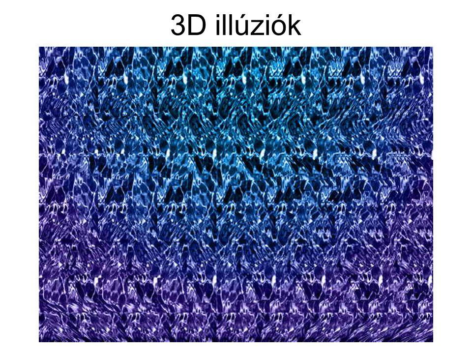 3D illúziók