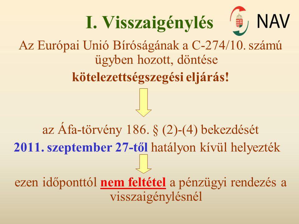 K E V adólevonás adófizetés ellenérték Adóztatandó ügylet (termék + számla) Visszaigénylés