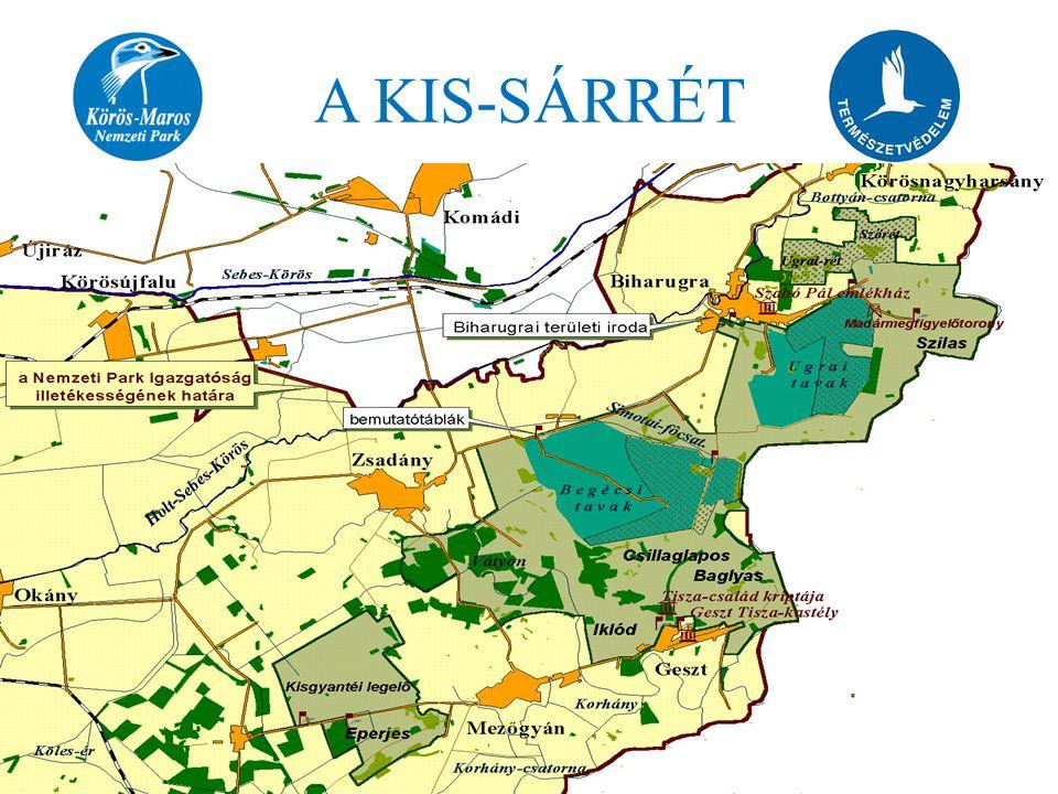 • A túraútvonal Zsadány község Szeghalom- Vésztő felől közelíthető meg közúton.