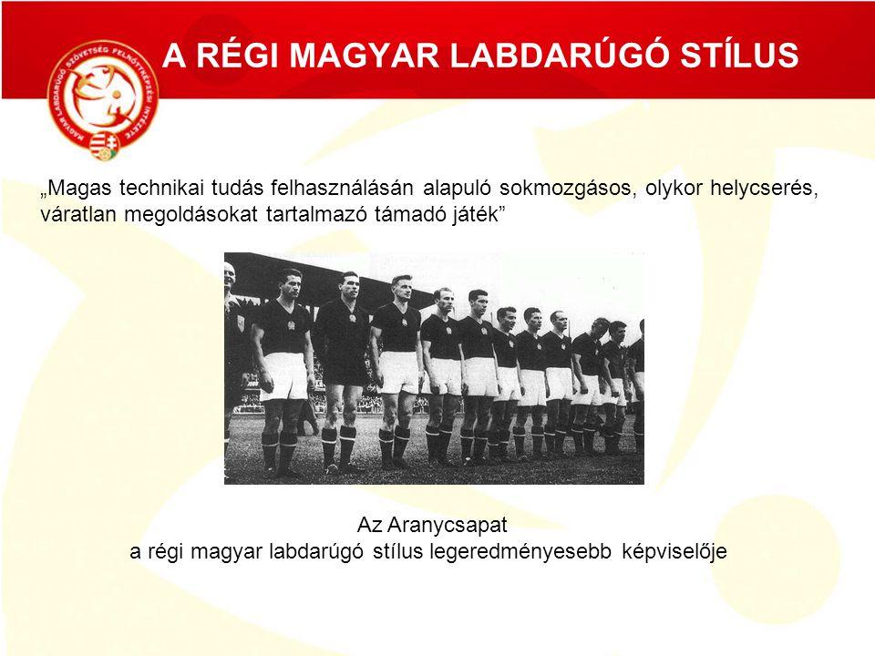 """A RÉGI MAGYAR LABDARÚGÓ STÍLUS UTÓDJA: A LATIN FOOTBALL Jean-Pierre Bénézet Úr, a FIFA Technikai Igazgatója: """"Önöknek, magyaroknak vissza kell találniuk saját stílusokhoz."""