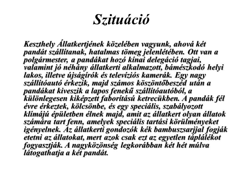 Milyen a beszélt nyelv? • Elsőként olvassuk el többször az alábbi szöveget. Ezt követően mondjuk egy barátunknak - mintha elmesélnénk. Azonnali közlés