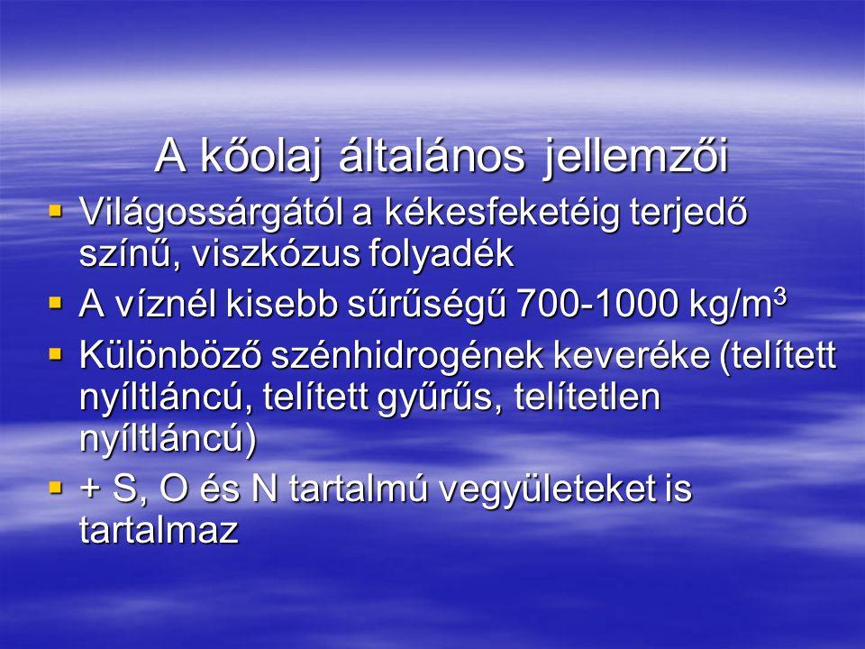 Fúrótorony az Északi- tengeren