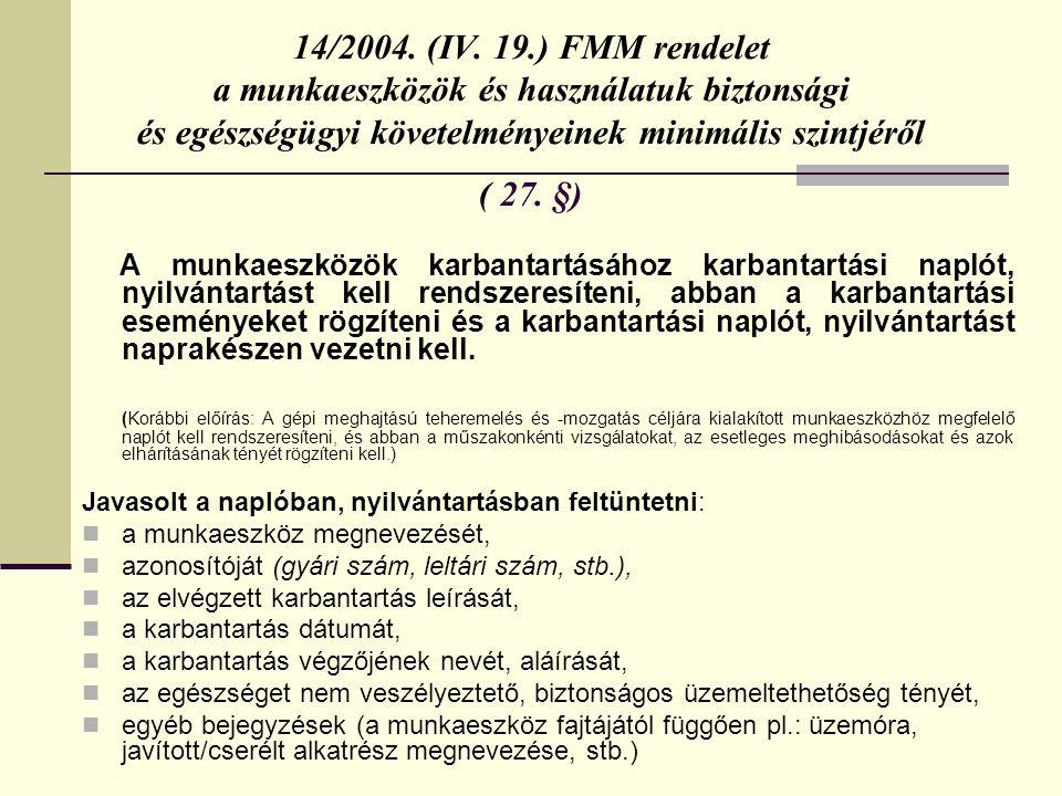 14/2004.(IV.