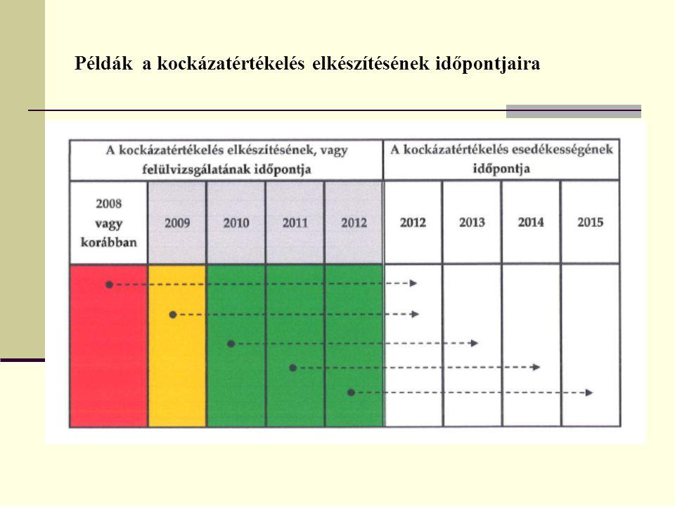 Munkavédelmi ellenőrzések tapasztalatai ( I-III. negyedév )