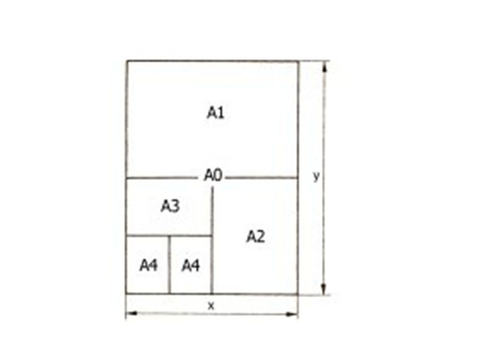 Méretarány • A méretarány a rajzon lemérhető méretnek és a megfelelő tényleges méretnek az aránya.