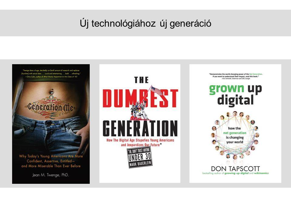 Új technológiához új generáció
