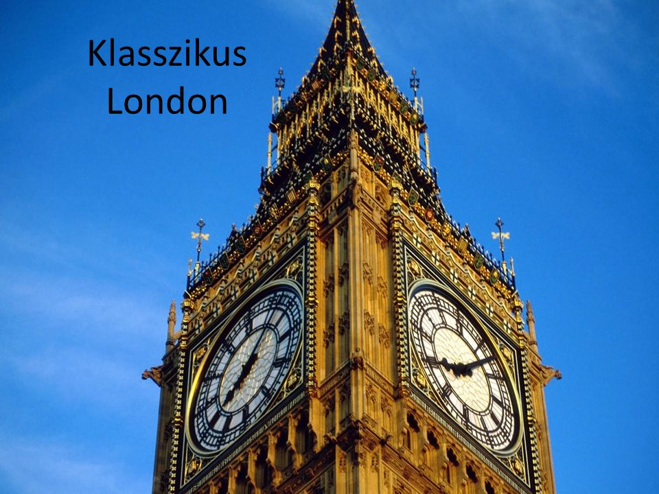 Klasszikus London