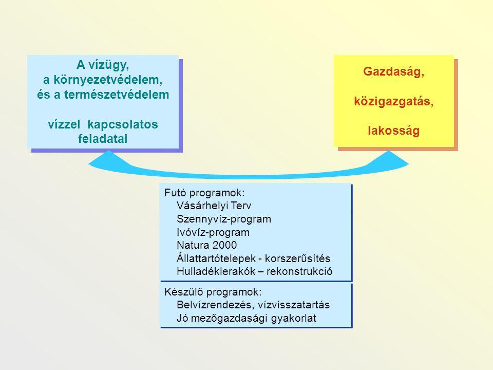 Csatornává alakított vízfolyások: (Csomata-cs., Gőgő-Szenke-fcs., Garand-cs.) A Szatmári-síkság Mesterséges csatornák: (Palád-Csécsei-fcs., Sár-Éger-cs., Tapolnok-fcs., Tisztaberki-Sár-cs.) A természetes vízfolyások nem rendezett szakaszai kivételével: - trapézmeder, - egyenes (egyenletes) meder - a rendszeres karbantartás akadályozza az élővilág fejlődését - védősáv hiánya - jelentős mennyiségű levezett belvíz