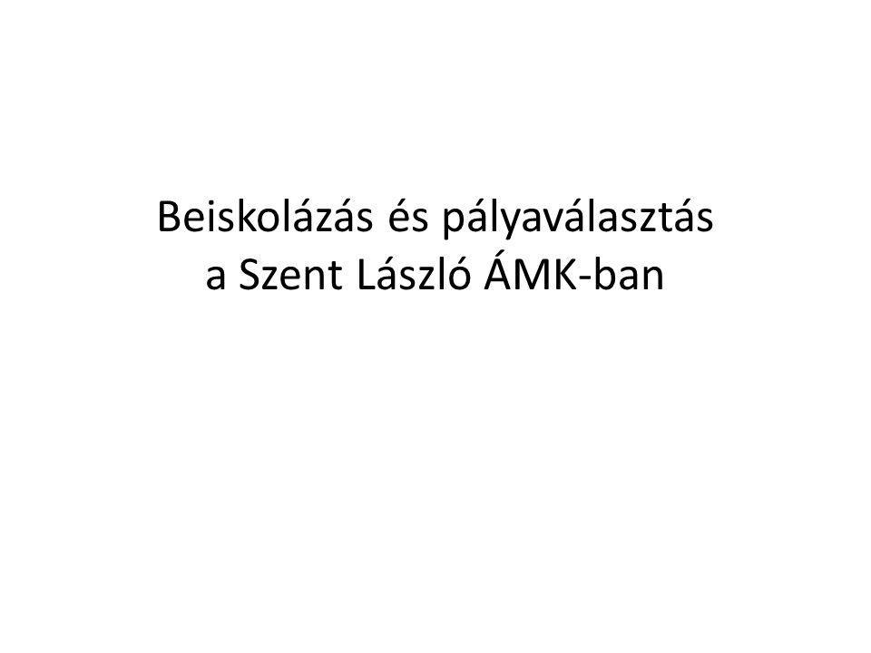 Beiskolázás és pályaválasztás a Szent László ÁMK-ban