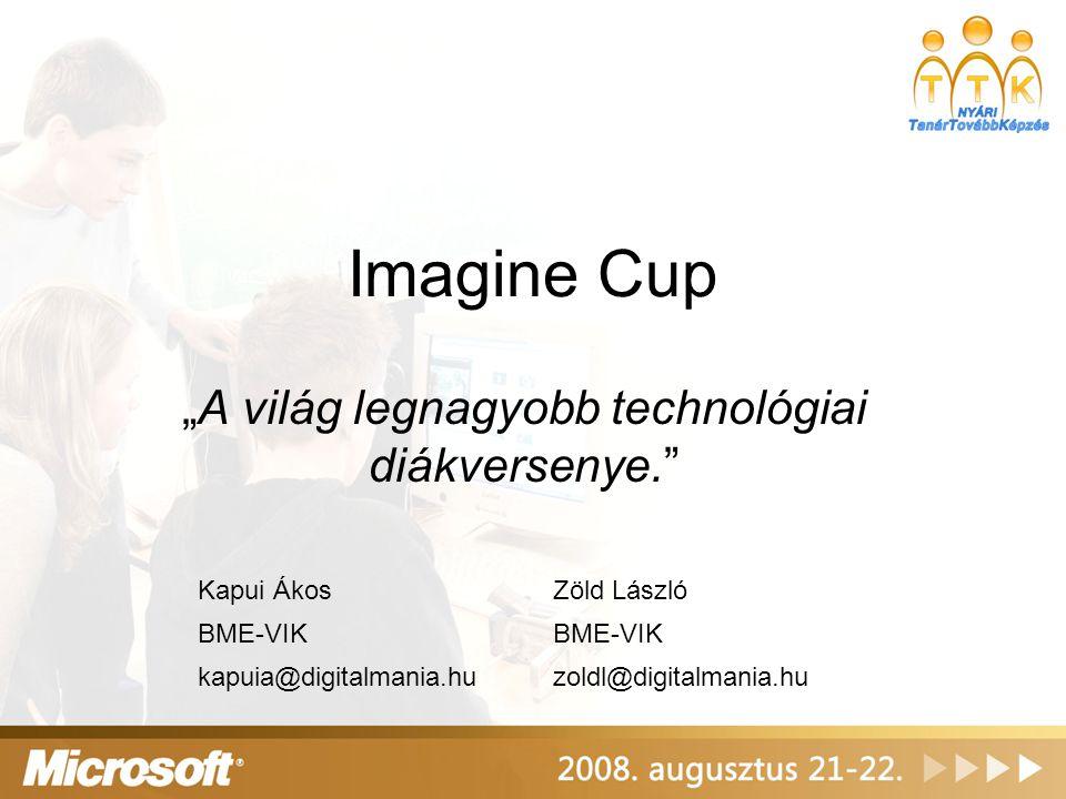 2006 - Delhi, India •Pétercsák Richárd (Illyés Gyula Gimnázium) algoritmus kategóriában 5.
