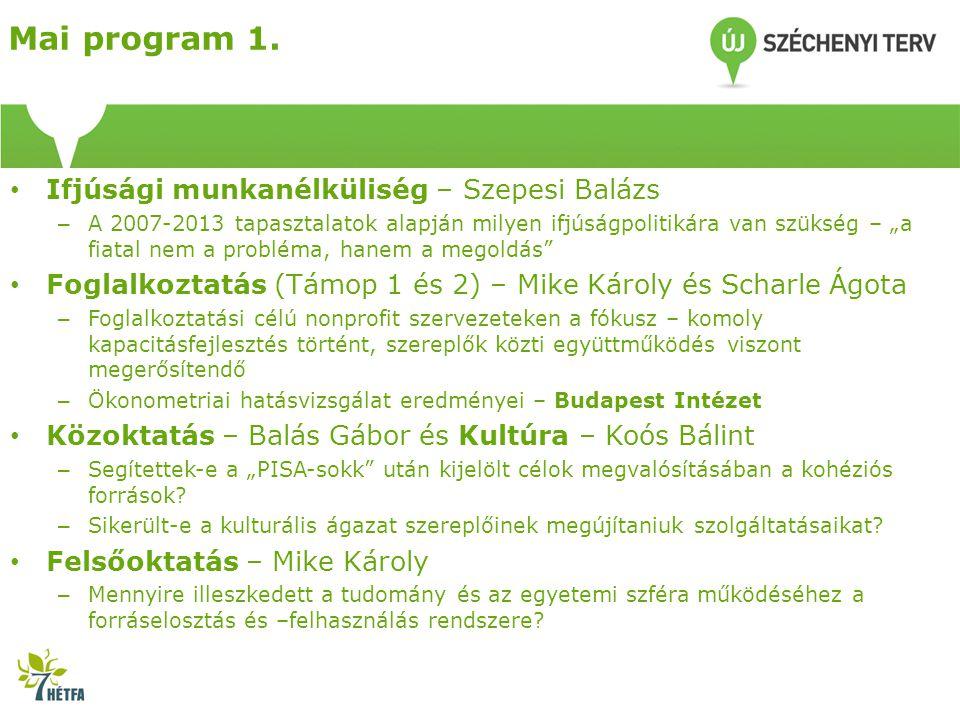Mai program 1.