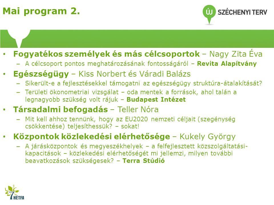 Mai program 2.
