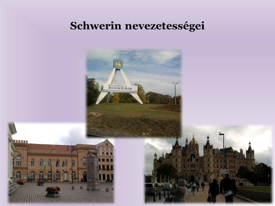 Schwerin nevezetességei