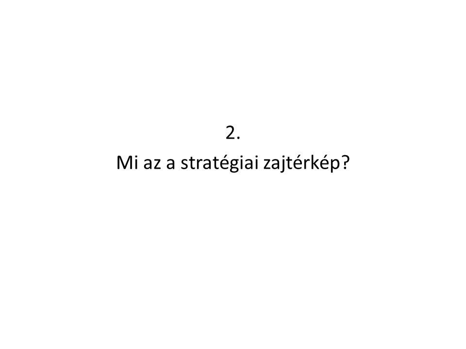 2. Mi az a stratégiai zajtérkép?
