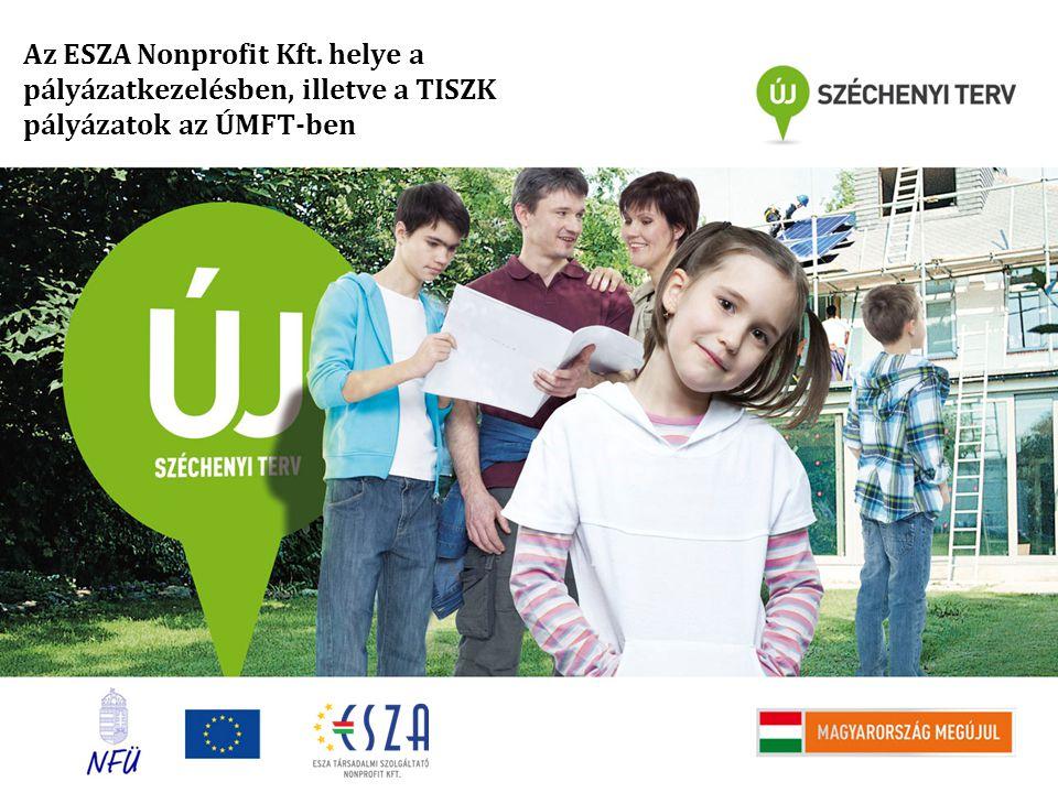 A pályázatkezelőről - ESZA, WSA, STRAPI • Az EU pályázatkezelési portfólió összevonásának célja a gyors és hatékony forráskijuttatás, az ügyfélkiszolgálás egyszerűsítése és átláthatóbbá tétele • Az összevonás kivitelezésének tervezése 2010.