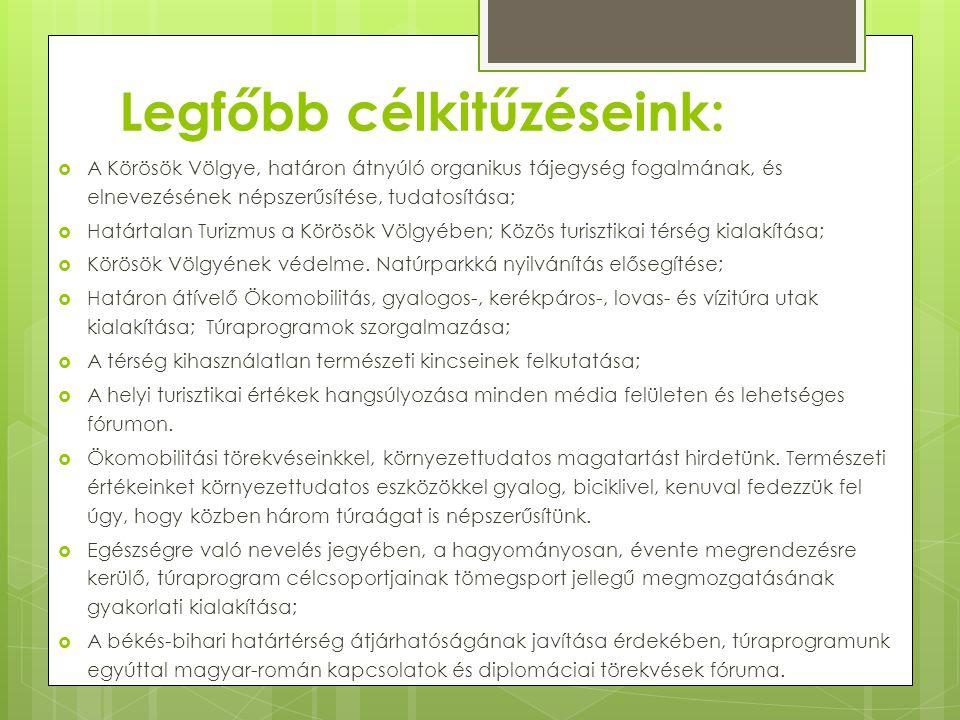 További Információ: www.korosok.hu +36/66/445-885 info.kvne@gmail.com Videó összefoglaló (2011.
