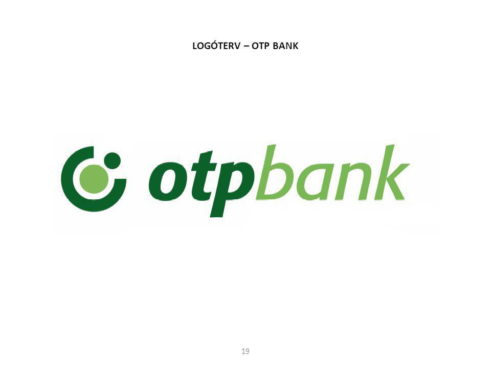19 LOGÓTERV – OTP BANK