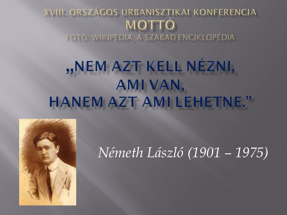 Németh László (1901 – 1975)