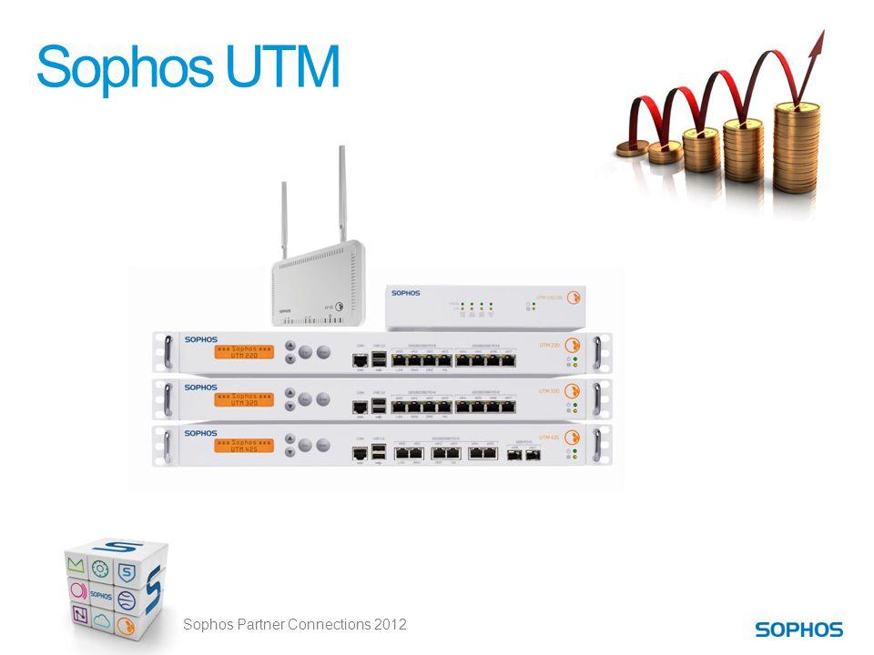 Sophos Partner Connections 2012 Sophos UTM