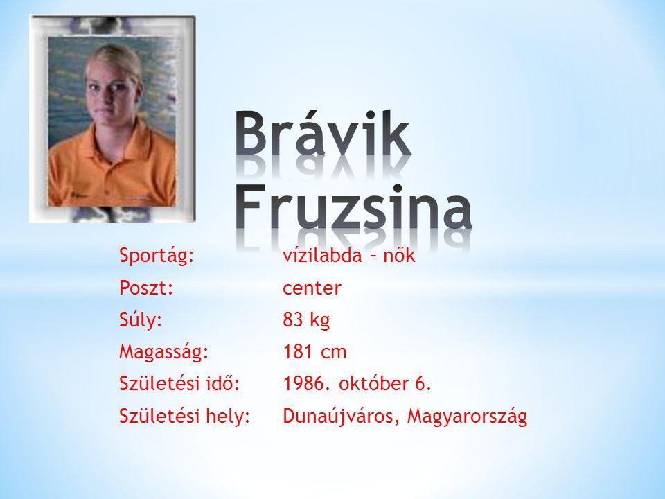 2007 - Dunaújvárosi Főiskola-ElcoDunaújvárosi Főiskola-Elco 2004 - Magyarország női vízilabdaMagyarország női vízilabda