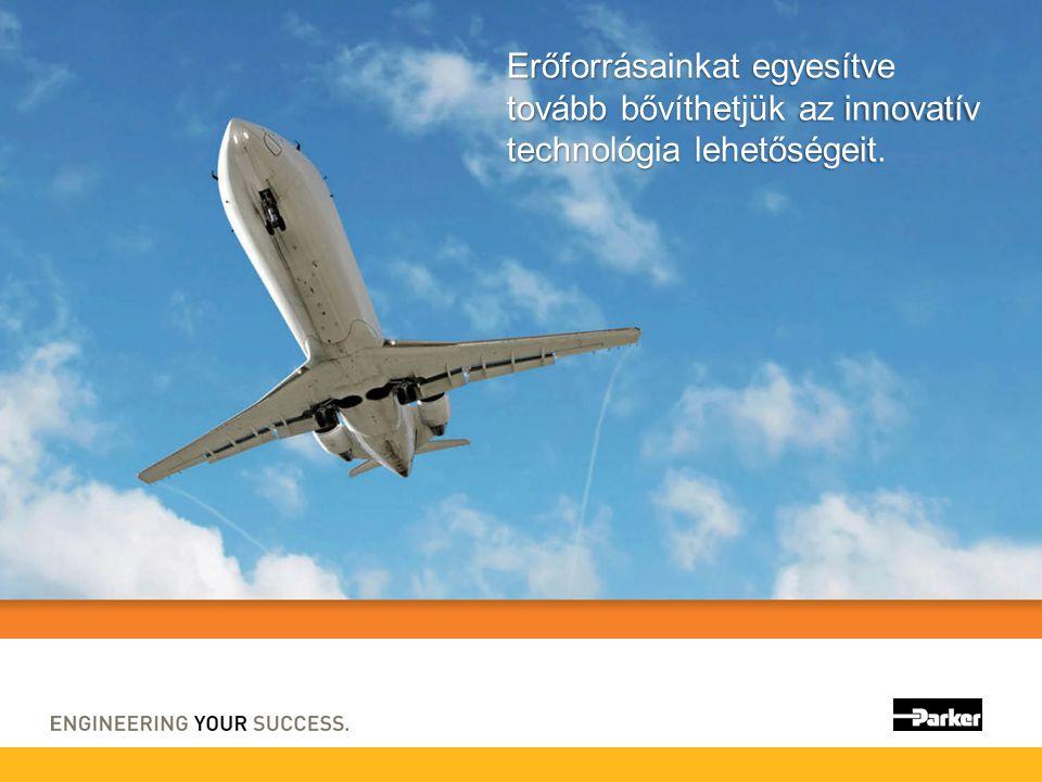Erőforrásainkat egyesítve tovább bővíthetjük az innovatív technológia lehetőségeit.