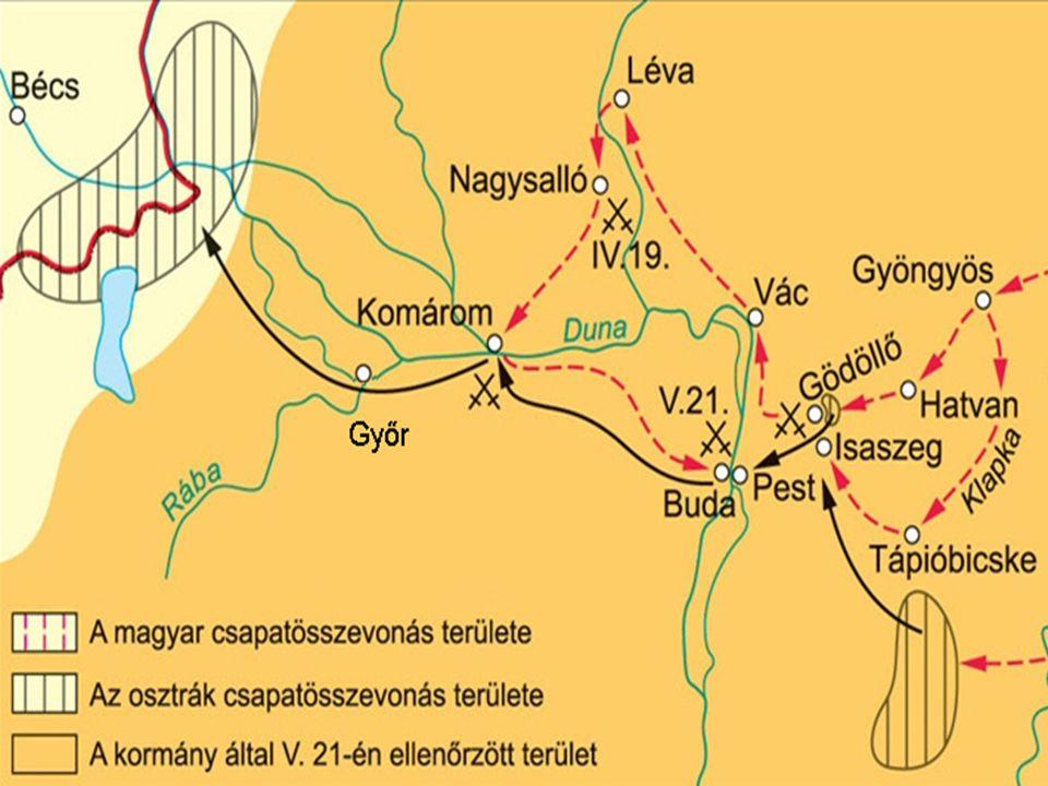 WELDEN UTASÍTÁSA HENTZINEK Akadályozza meg a magyar átkelést a Dunán Pestet csak akkor bombázza, ha az ellenség a Duna bal partjáról lövetné a várat, vagy ha a lakosság felkelése egyértelműen a vár ellen irányulna.