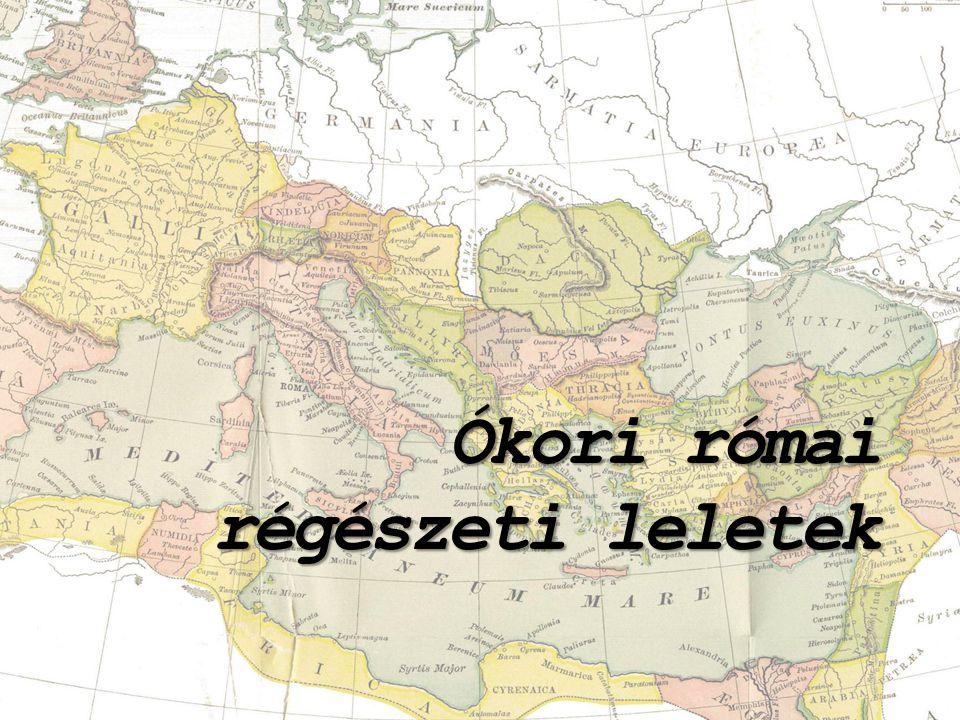 Ókori római régészeti leletek