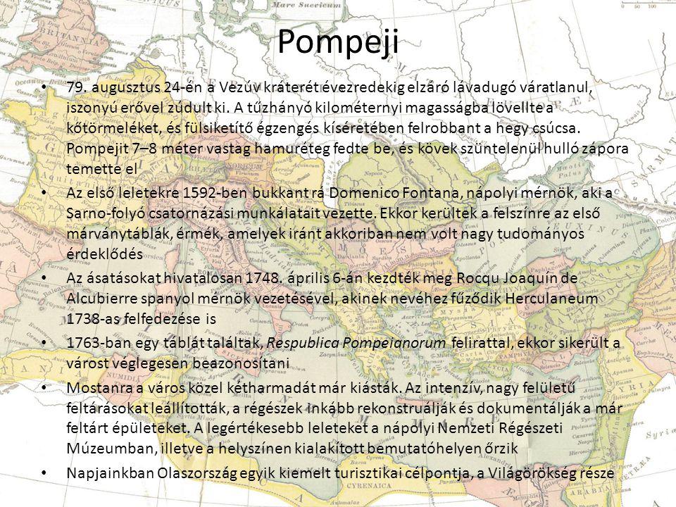 Pompeji • 79.