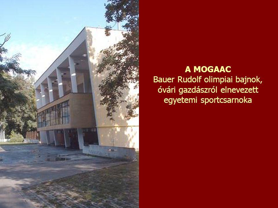 Cserháti S. kollégium – új épület Cserháti S. kollégium – régi épület Gazdász HotelGazdász Hotel és a régi kollégium