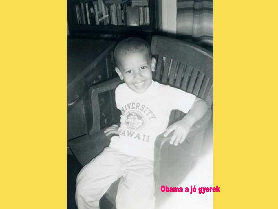 Barack ObamaBarack Obama főiskolai tanulmányait Los Angelesben kezdte, majd New Yorkba költözött, ahol a Columbia Egyetemen szerzett politológus diplomát 1983-ban.