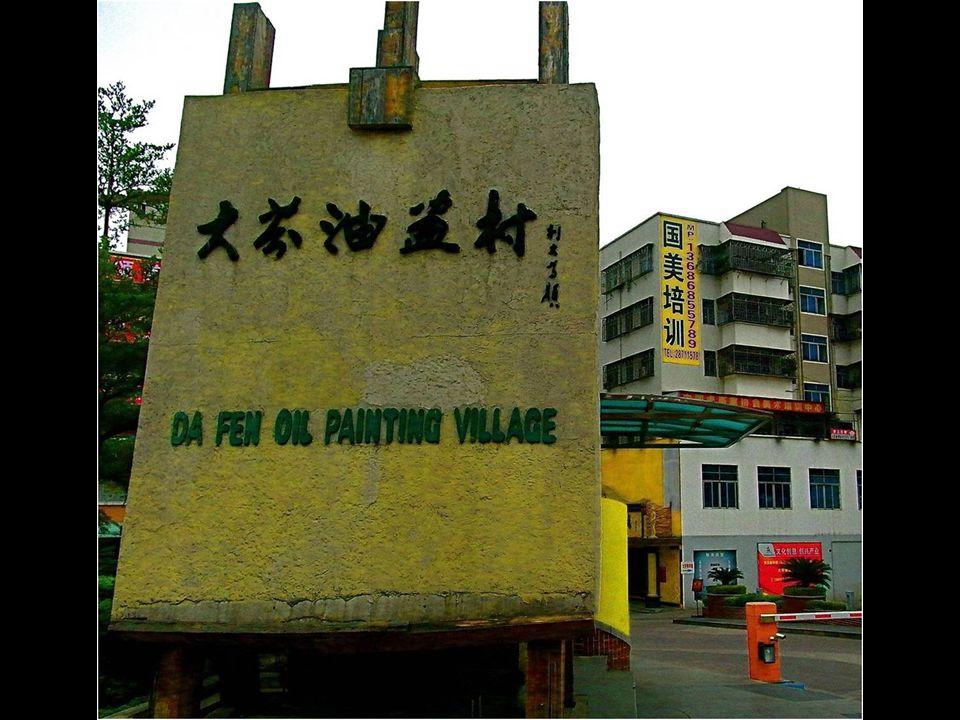 Huang 20 évig átlagosan naponta 12 képet festett, így összesen több mint 100.000 festményt készített.